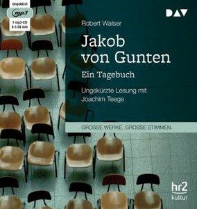 Jakob von Gunten. Ein Tagebuch
