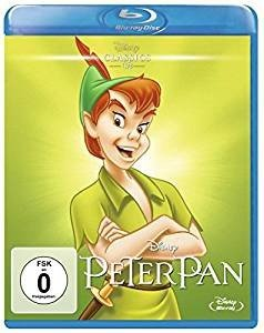 Peter Pan, Blu-ray
