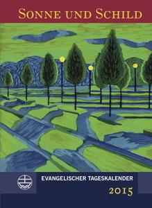Sonne und Schild 2015 Buchkalender