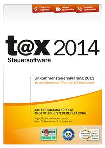 t@x 2014 (für Steuerjahr 2013) - Steuererklärungen 2013