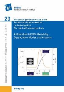 AlGaN/GaN HEMTs Reliability