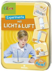 GEOlino Experimente mit Licht & Luft