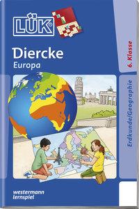 LÜK Diercke Europa