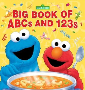 Sesame Street Treasury of ABCs and 123s