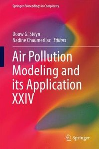Air Pollution Modellng and its Application XXIV