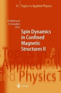 Spin Dynamics in Confined Magnetic Structures II
