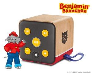 tigerbox Benjamin Blümchen-Edition
