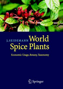 World Spice Plants