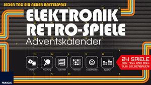 Elektronik Retro Spiele Adventskalender 2018