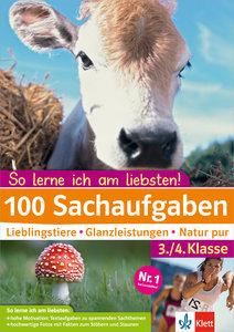 100 Sachaufgaben 3./4. Klasse