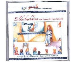 """Bilderbuchkino \""""Die Kinder der vier Elemente\"""", Audio-CD"""