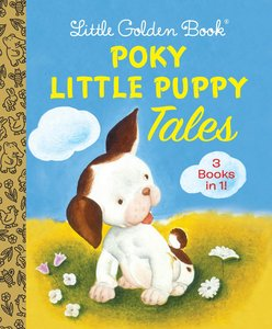 Little Golden Book Poky Little Puppy Tales