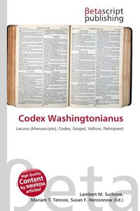 Codex Washingtonianus