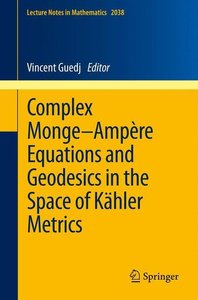 Complex Monge-Ampère Equations and Geodesics in the Space of Käh