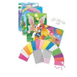 Invento 621000 - Sticky Mosaics: Sparkling Fairies