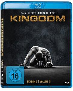 Kingdom. Season.2.2, Blu-ray