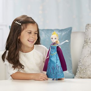 Hasbro B9203EU4 Die Eiskönigin Elsas zauberhafte Verwandlung