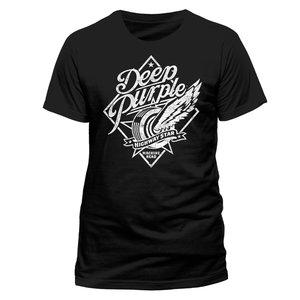 Highway Star (T-Shirt,Schwarz,Größe L)