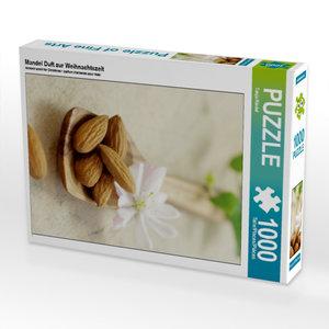 Mandel Duft zur Weihnachtszeit 1000 Teile Puzzle hoch