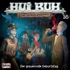 Hui Buh Neue Welt 16: Der grauenvolle Geburtstag