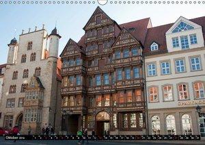 Hildesheimer Ansichten (Wandkalender 2019 DIN A3 quer)