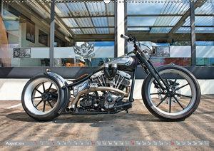 Edel-Bikes 2019CH-Version (Wandkalender 2019 DIN A2 quer)