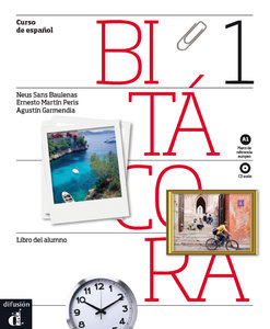 Bitácora. Libro del alumno + Audio-CD (A1) - monolinguale Ausgab
