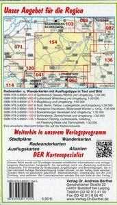 Hoher Fläming, Bad Belzig, Beelitz und Umgebung