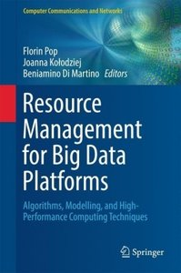 Resource Management for Big-Data Platforms
