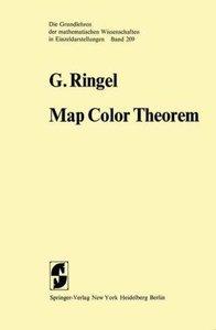 Map Color Theorem