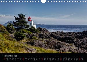 Western Canada (Wall Calendar 2020 DIN A4 Landscape)