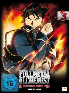 Fullmetal Alchemist: Brotherhood - Volume 3: Folge 17-24