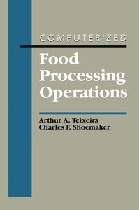 Computerized Food Processing Operations