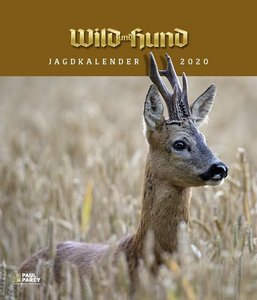 Jagdkalender Tischvariante 2020