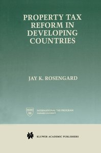 Property Tax Reform in Developing Countries