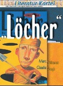 """Literatur-Kartei: """"Löcher"""""""