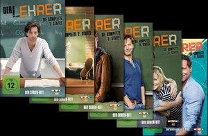 Der Lehrer - Die komplette Staffel 1-6 im Set: Bundle Set