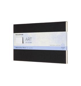 Moleskine Wasserfarbblock Large, A5, 200G-Aquarellpapier, Soft C