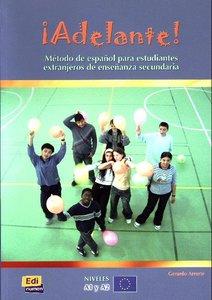 ¡Adelante! - Libro del alumno