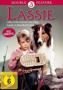 Lassie Double Feature 3 / Alles Gute kommt von oben / Lassie in