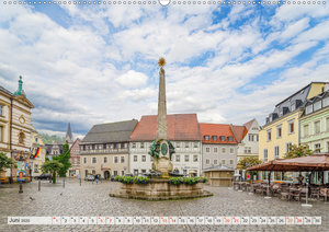 Kulmbach Impressionen (Wandkalender 2020 DIN A2 quer)