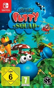 Super Putty Squad (Nintendo Switch)