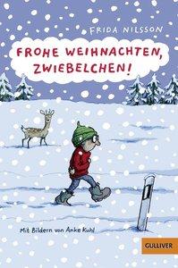 Frohe Weihnachten, Zwiebelchen!