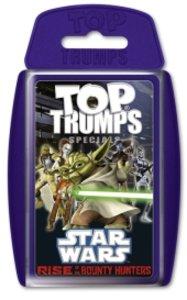 The Clone Wars 2 - Top Trumps
