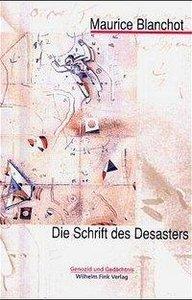 Die Schrift des Desasters