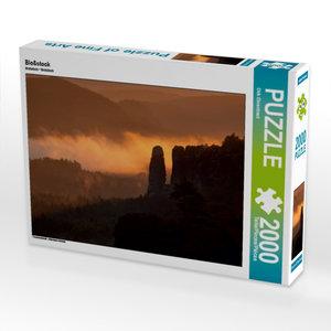 CALVENDO Puzzle Bloßstock 2000 Teile Lege-Größe 90 x 67 cm Foto-