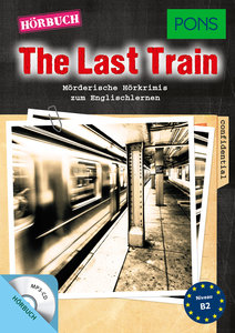 PONS Hörbuch The Last Train