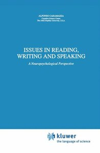 Issues in Reading, Writing and Speaking