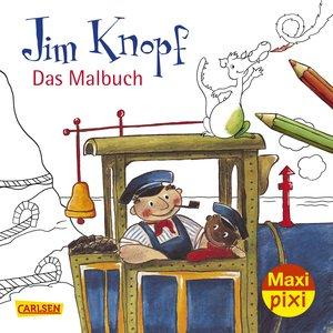 Ende, M: Jim KnopfMalbuch