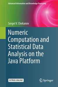 Numeric Computation and Statistical Data Analysis on the Java Pl